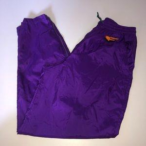 VTG Nike Flight Air Jordan Purple Tapered Leg Pant